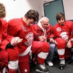 BSM hockey chaplain: The key is prayer