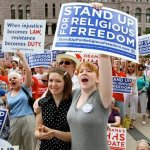 Video and Photos: Minnesotans rally for religious freedom