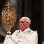 The real presence of Christ in the Eucharist
