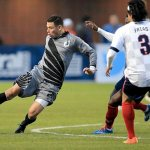 Pro soccer player brings his faith to the field