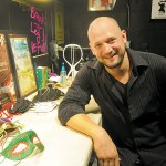 Theater director brings his 'redemptive vision' to the arts