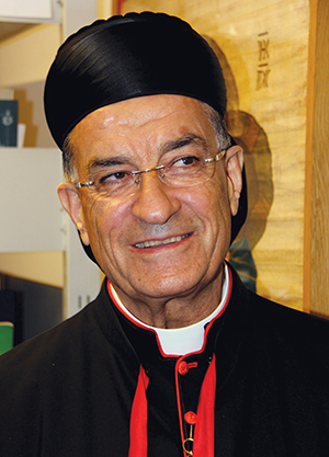 Maronite Catholic Patriarch Beshara Peter Rahi will visit two local parishes Sept. 13 and 14 — Holy Family in Mendota Heights and St. Maron in northeast Minneapolis. The Twin Cities is one of only three stops on the patriarch's U.S. itinerary. CNS