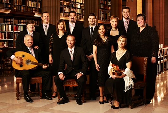"The Rose Ensemble and Dark Horse Consort will perform ""The Requiem of Pedro de Escobar"" Feb. 26-28 in Duluth, St. Paul and Minneapolis, with shows at St. Bernard and the Basilica of St. Mary. Courtesy The Rose Ensemble"