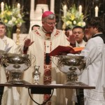 Chrism Mass a call to be one again doing God's work