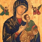 Our Mother of Perpetual Help replica icon coming to local parishes