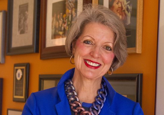 St. Catherine University alumna and YMCA of Minneapolis president ReBecca Roloff was named the university's new president May 4. Courtesy St. Catherine University