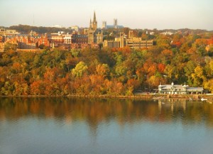 Georgetown UniversityPhoto by Patrickneil / CC BY 3.0