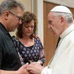 Pope meets parents of U.S. student found dead in Rome