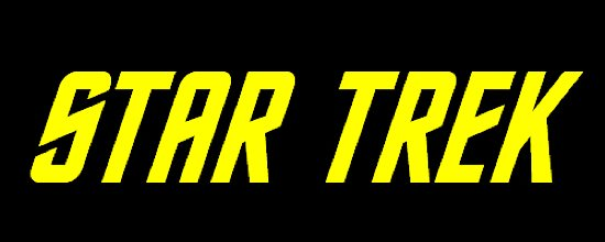 Star Trek Logo Photo by Niusereset / CC BY 3.0