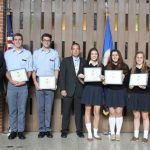 Five St. Thomas Academy and Visitation students honored for saving teacher's life