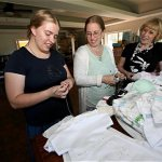 Stillwater mother's Tiny Treasures ministry clothes babies born and gone too soon