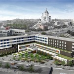Three hospitals, Catholic Charities collaborate in new medical center