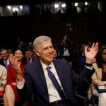 Confirmation hearings open for Trump's Supreme Court nominee
