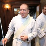 Father Evans expects varied experiences to benefit priesthood