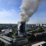 Catholic leaders pray for London fire victims, offer assistance