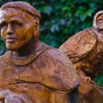 St. Francis statue brings new life to old tree in West St. Paul
