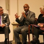 Panel of educators, philanthropists tackle achievement gap