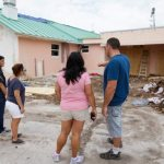 Knights give aid to churches still rebuilding, repairing after hurricanes