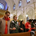 Gun violence prompts Washington archdiocesan youths to march