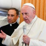 Pope: Individual bishops must decide about Communion in mixed-faith marriages
