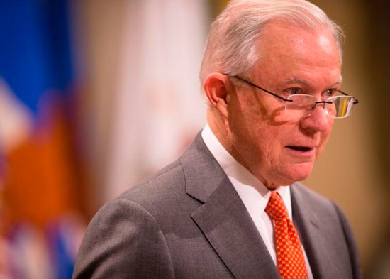 U.S. Attorney General Jeff Sessions announces formation of a Religious Liberty Task Force