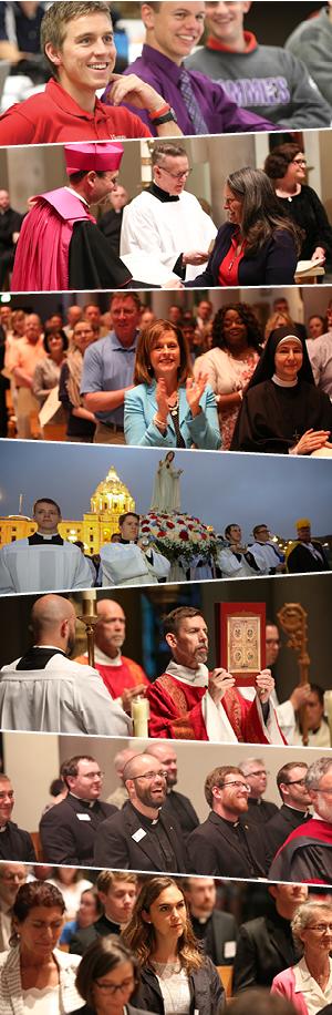 The seminaries of St. Paul