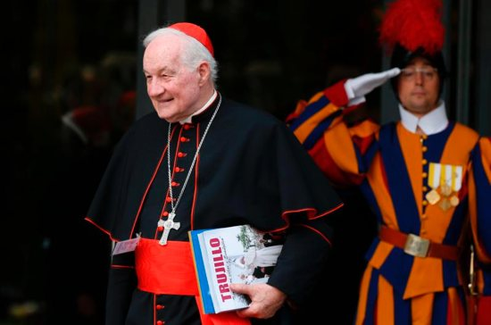In an Oct. 7 open letter, Cardinal Ouellet said that the Congregation for Bishops had placed restrictions on former Cardinal Theodore McCarrick but Pope Benedict XVI had not applied formal sanctions.