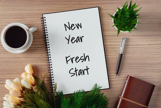 New Year prayer pocket resolutions