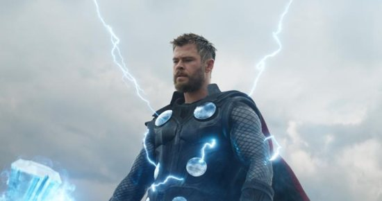"Chris Hemsworth stars in a scene from the movie ""Avengers: Endgame."" The Catholic News Service classification is A-III -- adults. The Motion Picture Association of America rating is PG-13 -- parents strongly cautioned. Some material may be inappropriate for children under 13."