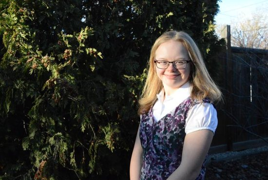 Sarah Joy Walker, a17-year-old from pictured in an April 24, 2019, photo, will be the guest speaker at this year's Alberta March for Life on May 9.