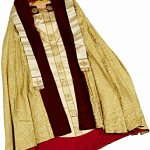 Older liturgical textiles link to Church history, but present storage challenges