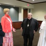 Archbishop encourages first class at new Institute for Catholic School Leadership