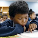 Program seeks to close literacy gap