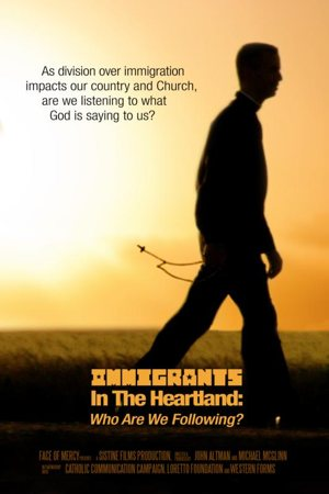 "This is promotional material for the documentary ""Immigrants in the Heartland: Who Are We Following?"""