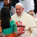 Pope in Mozambique talks peace, politics and young people's dreams