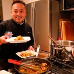 'Cooking priest' shares recipe to help teens get to heaven