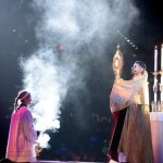 Joyful shouts of 'Viva Cristo Rey!' ring out at closing Mass for NCYC