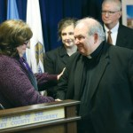 Archdiocese, county acknowledge safe environment progress and the abuse victims whose case made it happen