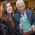 Trebek cites 'power of prayer' in accepting Fordham Founders' Award