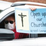 Church life expected to reflect safe practices when public Masses resume