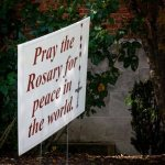 Virginia woman says prayer a needed response to virus, promotes rosary