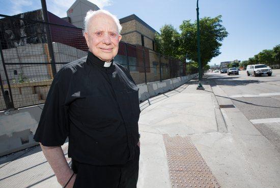 Father Harry Bury