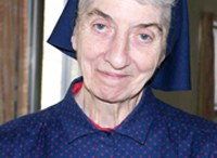 Sister Jean Cumings