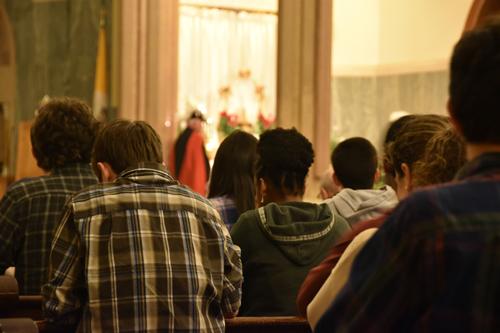 DSC 0020 1 - Holy Thursday 'church hopping' with IHM & SJW
