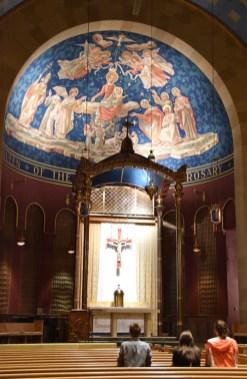 DSC 0050 1 - Holy Thursday 'church hopping' with IHM & SJW