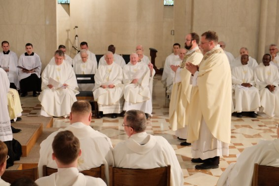 IMG 1390 1 - Father Kenneth Kirkman and Father Peter Tassini, Jr. ordained to the priesthood