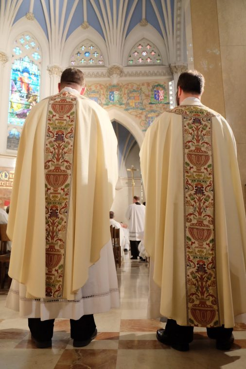 IMG 1391 e1465076081540 1 - Father Kenneth Kirkman and Father Peter Tassini, Jr. ordained to the priesthood
