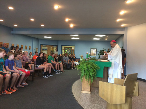 IMG 3567 1 1 - Diocesan pilgrims depart for World Youth Day in Poland