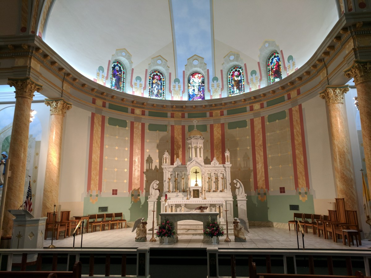 St. Matthew's: a work of art in East Syracuse