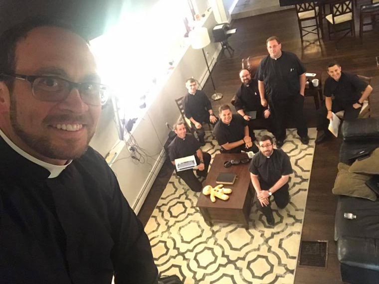 New team approach a bold move for vocations in the diocese